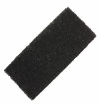 фото: Пад Merida Optimum 25x11.5см, черный, с абразивом, SPC401