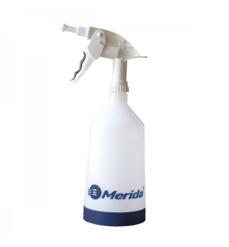 фото: Бутылка дозирующая Merida 1л, с пенообразователем, белая, BT3
