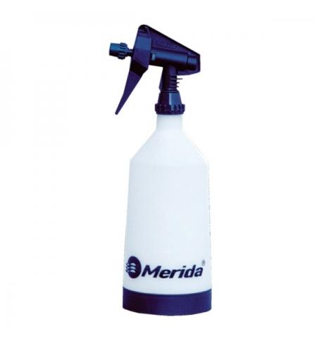 фото: Бутылка дозирующая Merida 1л, с распылителем, синяя, BT2