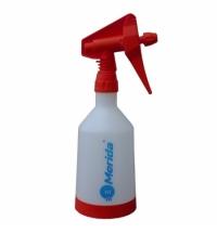 Бутылка дозирующая Merida 500мл, с распылителем, красная, BT7