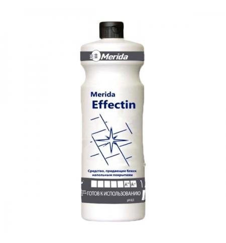 фото: Защитное средство Merida Effectin 1л, для полов, придающее блеск, NMS106