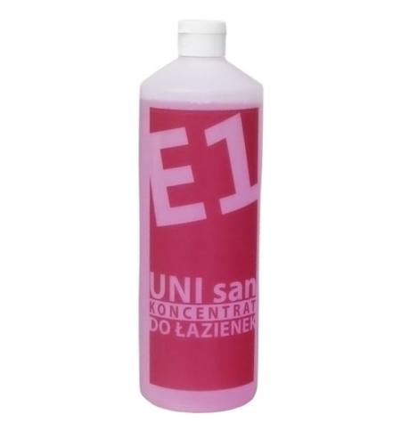 фото: Моющий концентрат Merida E1 UNI San 1л, на основе лимонной кислоты, для санитарных зон, NEL101