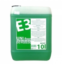 Моющий концентрат Merida E3 UNI Floor 10л, на основе спирта, для полов, NEP601