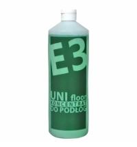 Моющий концентрат Merida E3 UNI Floor 1л, на основе спирта, для полов, NEP101