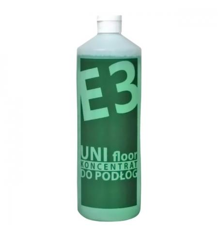 фото: Моющий концентрат Merida E3 UNI Floor 1л, на основе спирта, для полов, NEP101