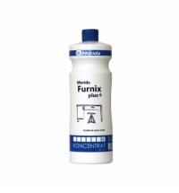 Моющий концентрат Merida Furnix 1л, для мебели и пластика, NMU103