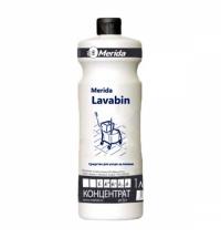 Моющий концентрат Merida Lavabin 1л, для ухода за водостойкими полами, NMS107