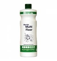Моющий концентрат Merida Multi Floor 1л, для полов, с антистатическим эффектом, NMP102