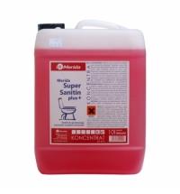 Моющий концентрат Merida Super Sanitin 10л, для санитарных зон, NML604