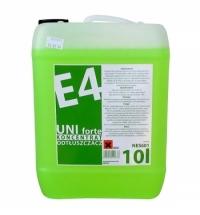 Моющий концентрат для кухни Merida E4 UNI Forte 10л, на основе гидроксида натрия, NES601