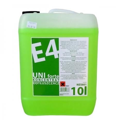 фото: Моющий концентрат для кухни Merida E4 UNI Forte 10л, на основе гидроксида натрия, NES601