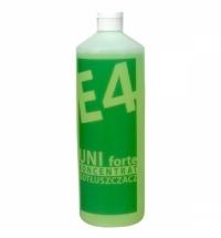 Моющий концентрат для кухни Merida E4 UNI Forte 1л, на основе гидроксида натрия, NES101