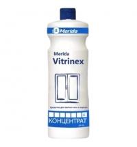 Моющий концентрат для стекол Merida Vitrinex 1л, NMU105