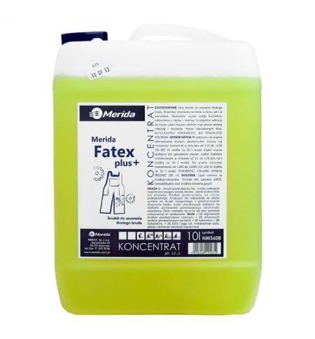 фото: Обезжиривающий концентрат Merida Fatex 10л, с моющим эффектом, NMS608