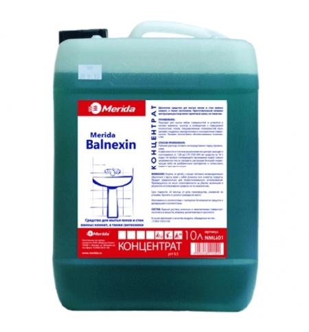фото: Универсальный моющий концентрат Merida Balnexin 10л, для любых поверхностей во влажных помещениях, N