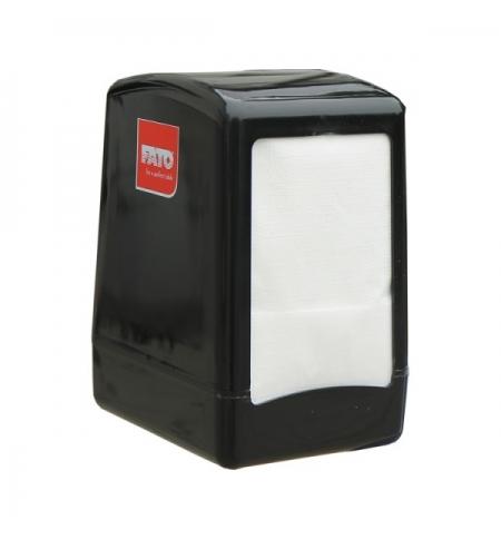фото: Диспенсер для салфеток Fato GJC001, настольный, на 250шт, черный
