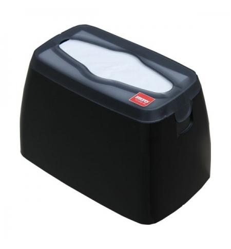 фото: Диспенсер для салфеток Fato GJC002, настольный, на 225шт, черный