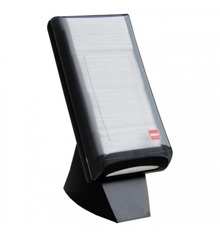 фото: Диспенсер для салфеток Fato GJC004, настольный, на 600шт, черный