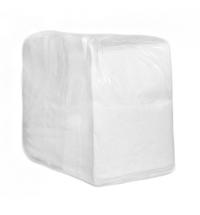 фото: Диспенсерные салфетки Classic белые, 17х18см, 1 слой, 9600шт