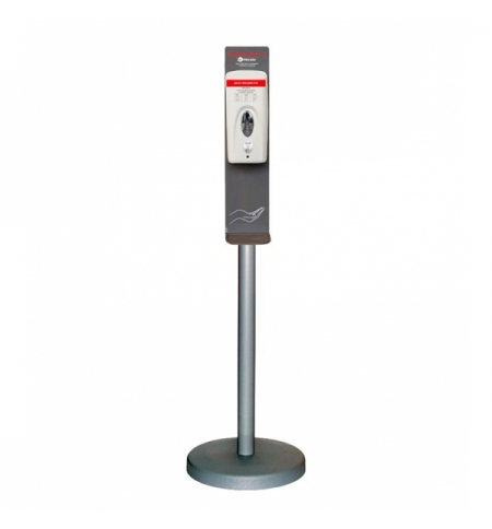 фото: Спрей-дозатор для дезинфицирующего средства Merida 800мл, сенсорный, на мобильной стойке Классик, K_