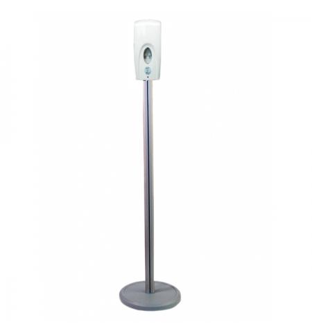 фото: Спрей-дозатор для дезинфицирующего средства Merida Эконом 500мл, сенсорный, на мобильной стойке