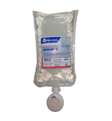фото: Пенное мыло в картридже Merida Rivella 700мл, антибактериальное