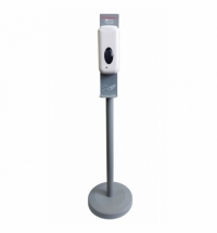Диспенсер для дезинфицирующего средства Merida Популярный спрей, сенсорный, на мобильной стойке