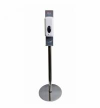 Диспенсер для дезинфицирующего средства Merida Популярный спрей, сенсорный, на мобильной стойке Клас