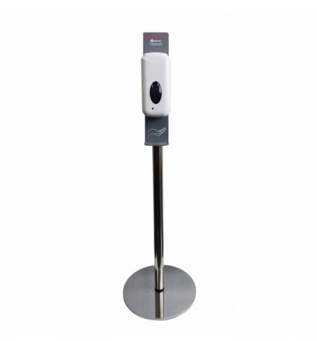 фото: Диспенсер для дезинфицирующего средства Merida Популярный спрей, сенсорный, на мобильной стойке Клас
